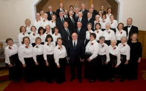 Jamestown Community Chorus May 2009