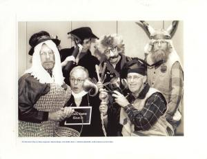 The Mummers - March, 2002